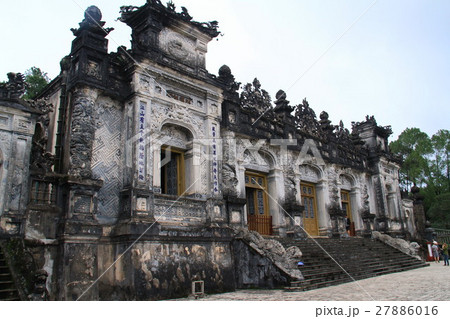 カイディン帝陵(ベトナム) 27886016