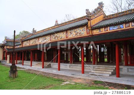 阮朝王宮の回廊 (フエ) 27886119