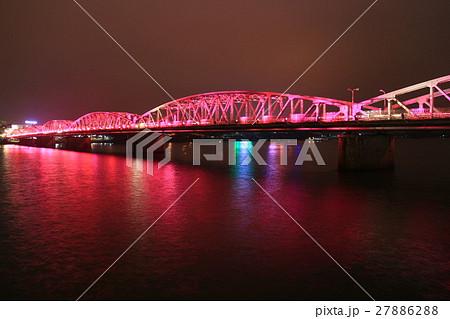 チャンティエン橋(フエ) 27886288