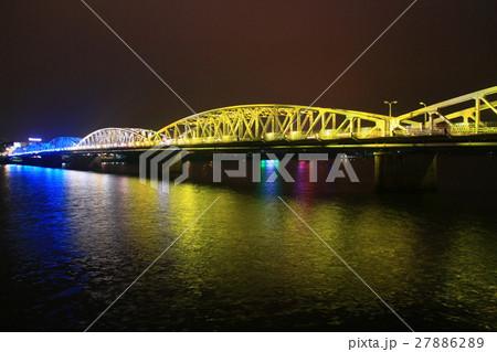 チャンティエン橋(フエ) 27886289