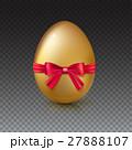 たまご 卵 リボンのイラスト 27888107