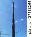 現役の木製電柱 27888266