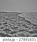 鳥取砂丘・・1974年の春 白黒 27891631
