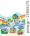 ファミリー旅行、家族旅行 27893175