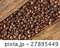 コーヒー 豆 バックグラウンドの写真 27895449