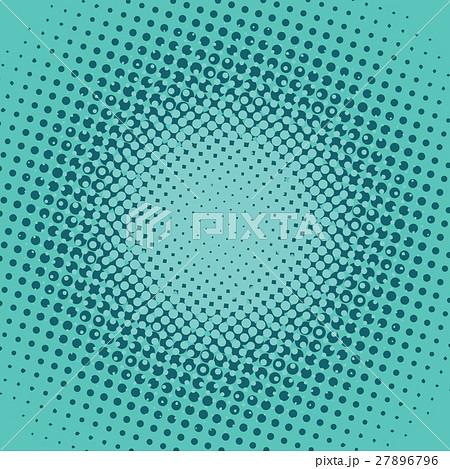 Green pop art comic background 27896796