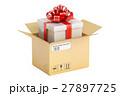 ギフト プレゼント 贈り物のイラスト 27897725