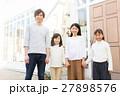 家族 家 マイホームの写真 27898576