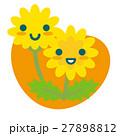 たんぽぽ 親子 春のイラスト 27898812