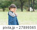 公園で遊ぶ子供 27899365