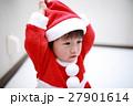 女の子 子供 クリスマスの写真 27901614