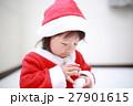 女の子 子供 クリスマスの写真 27901615