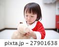 女の子 子供 クリスマスの写真 27901638