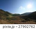 【九重山】なだらかな山肌 27902762