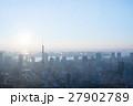 東京都市風景・日の出 27902789