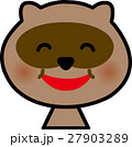 たぬき 笑顔 動物 キャラクター向け 27903289