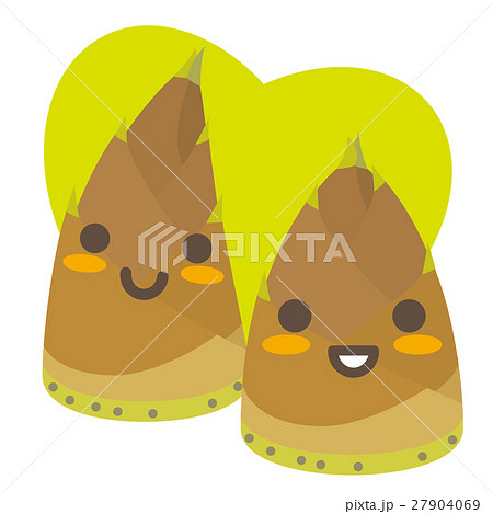 タケノコの兄弟(緑) 27904069
