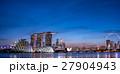 シンガポール・マリーナベイの夜景 27904943