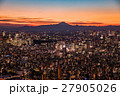 東京 都会 都心の写真 27905026