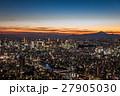 東京 都会 都心の写真 27905030