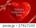 バレンタイン背景素材 27917105