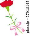 ベクター 花 母の日のイラスト 27918145