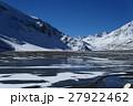 ラダック 凍った湖 27922462