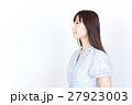 若い女性 美髪 ポートレート 27923003