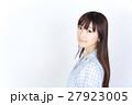 女性 若い ロングヘアーの写真 27923005