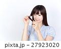 女性 若い 髪の写真 27923020