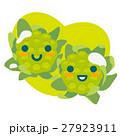 蕗の薹 兄弟 春のイラスト 27923911