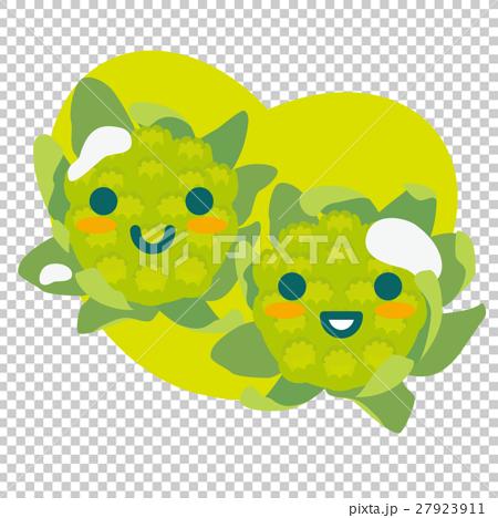 フキノトウの兄弟(緑) 27923911