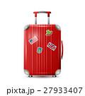 トラベル 鞄 スーツケースのイラスト 27933407
