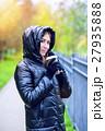 コーヒー 女の子 女子の写真 27935888