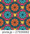 Colorful VECTOR mandala flower pattern 27936882