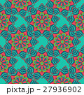 Colorful VECTOR mandala flower pattern 27936902