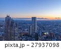 東京都 都会 都市風景の写真 27937098