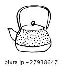 南部鉄器 南部鉄瓶 鉄瓶のイラスト 27938647