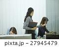 人物 女性 会社員の写真 27945479