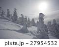 秋田県北秋田市 森吉山の樹氷 27954532