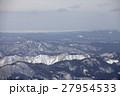 秋田県北秋田市 森吉山から見た秋田市方面 27954533