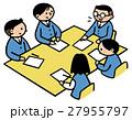 会議 ビジネスシーン ミーティングのイラスト 27955797
