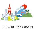 日本 富士山 東京タワー 27956814