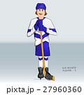 スティック ホッケー スポーツのイラスト 27960360