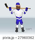 スティック ホッケー スポーツのイラスト 27960362