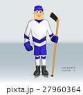 スティック ホッケー スポーツのイラスト 27960364