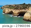 ポルトガル・アルガルブの海岸線 27960396