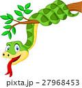 ヘビ 蛇 動物のイラスト 27968453