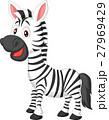 zebra cartoon 27969429