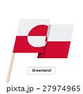 ベクトル 旗 フラッグのイラスト 27974965